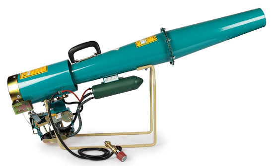 LPG Operated Cannon